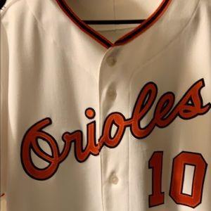 Adam Jones Baltimore Orioles 1970 AUTHENTIC